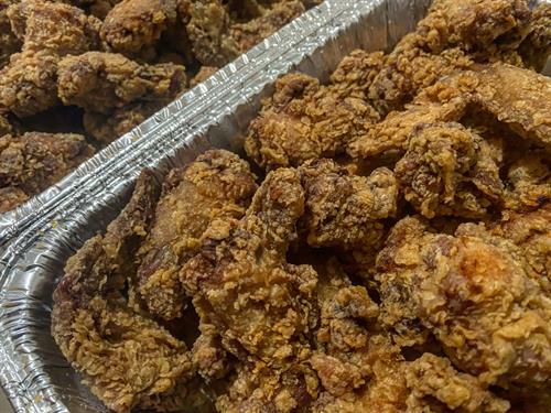 Nola Kick'N Chicken Wangs