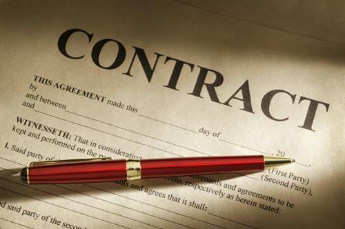 M.E. 74 Contracts