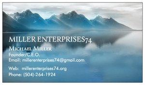 M.E. 74 Business Contact