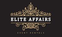Elite Affairs Event Rental