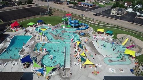 Wisconsin Rapids Aquatics Center at Wisconsin Rapids Recreation Complex