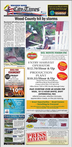 Front page City Times 7-24-2019