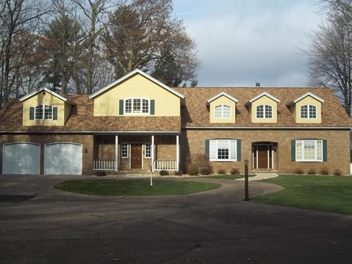 Roofing is still the cornerstone of our business, after all, we've installed roofs since 1942!
