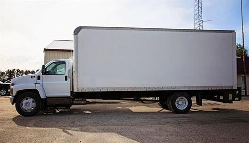 Van Truck for Deliveries