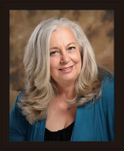 Sue's Business Portrait