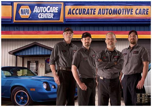 Accurate Auto Crew