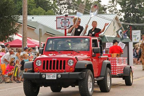 Kellner Parade 2014