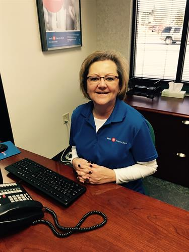 Deb Baker - Service Manager