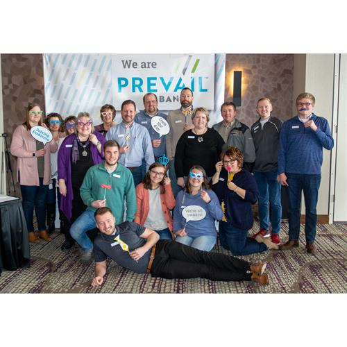 Prevail employees in Wisconsin Rapids