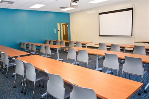 Gerrish Business School Classroom