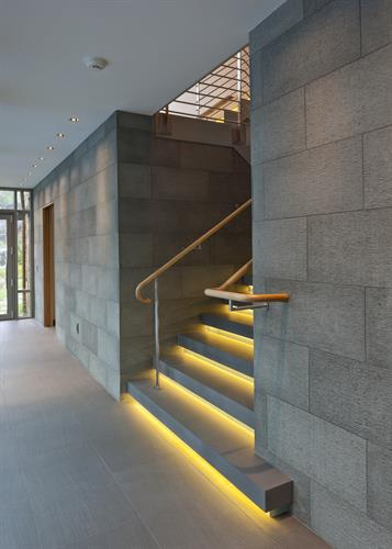 Harborside Oasis LED Staircase