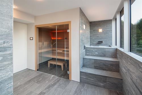 Clark Hill Residence Sauna