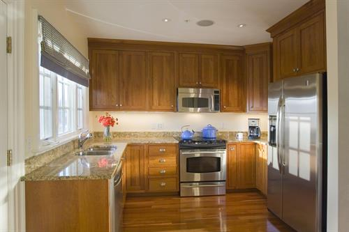 Marblehead Highlands Kitchen