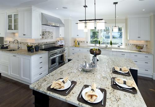 Seaside Smart House Kitchen