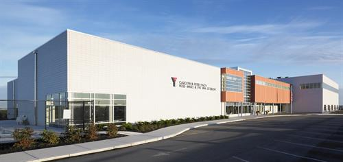 Lynch Van Otterloo YMCA Exterior