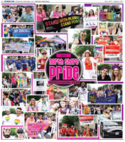 The Rainbow Times' photo coverage (some) of North Shore Pride 2017