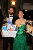 Silent auction winners at the 2014 Kirkland Geek Gala