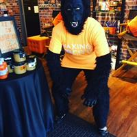 Our very own Hairy the WTC Kirkland Gorilla