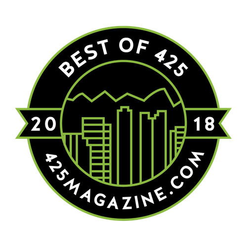 We are honored to be recognized as Best Mortgage Lender in 2018 by 425 Magazine