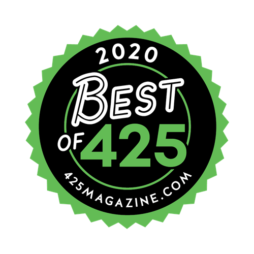 We are honored to be recognized as Best Mortgage Lender in 2020 by 425 Magazine