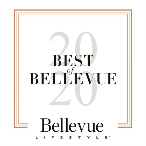 We are honored to be recognized as Best Mortgage Lender in 2020 by Bellevue Lifestyle Magazine