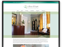 Check out our work  http://alicewondermarketing.com/works/aliciawrightskin
