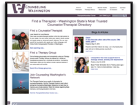 Check out our work http://alicewondermarketing.com/works/counselingwashington