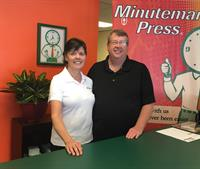 Ron Smith & Jan Griffith, new owners