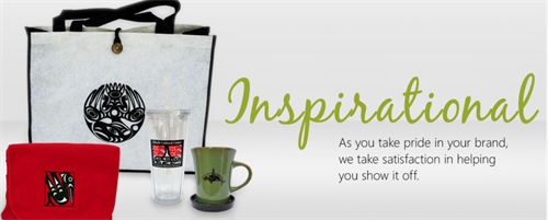 BE INSPIRATIONAL. Not only showing off your brand but coming up with great ways to do that.