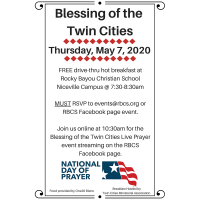Twin Cities Ministerial Alliance National Day of Prayer Breakfast
