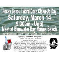 Rocky Bayou / Ward Cove Clean-Up Day