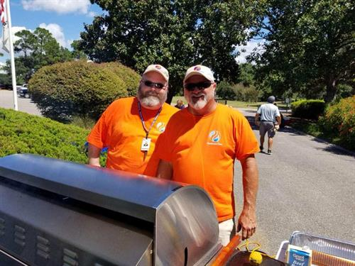 We support our Building Industry Association and enjoy providing lunch for their annual golf tournament.