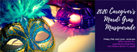 2020 Caregiver's Mardi Gras Masquerade
