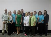 The TCH Team sponsored the 2014 May Niceville Valparaiso Second Wednesday Breakfast.