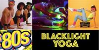 Yoga Junkie Studios - Back To The 80's Glow Flow With Michelle Moreland