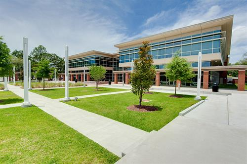 Student Services Center at Northwest Florida State College's Niceville Campus