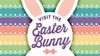 Visit the Easter Bunny at HarborWalk Village