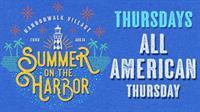 All American Thursday