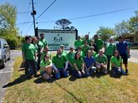 Publix Service Day at Opportunity Place, Inc