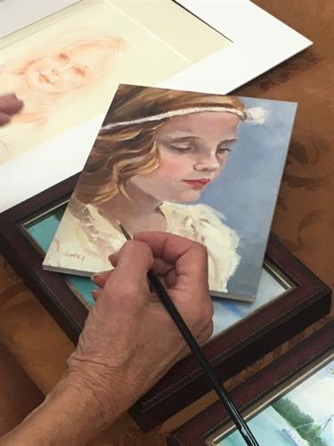 Charlotte Arnold Art