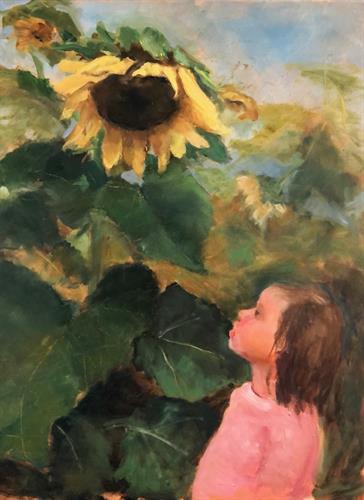 Joan M Langham Art