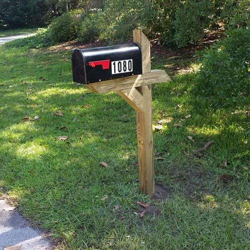 New mailboxes