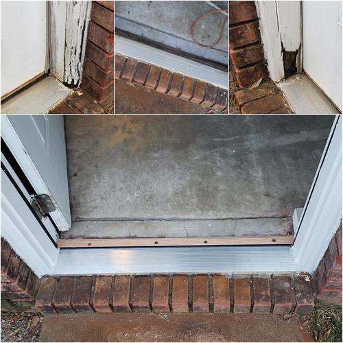 Door Repairs!