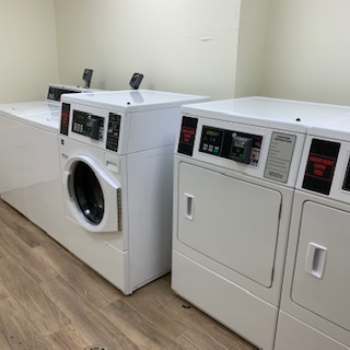 Full Capacity Washer and Dryers