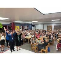 News Release: 10/13/2021 Costa Enterprises McDonald's Honors Local Teachers at Bluewater Bay Element