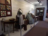 (Part of) Black History Exhibit Room.