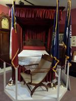 President (General) Zachary Taylor's Furnishings.