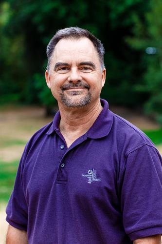 Jeff Borg, Maintenance Manager