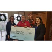 Chamber Shop Roane 1st Program Donates to Operation Reach #ShopRoaneFirst It Benefits Us All