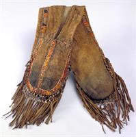 Kanien'kehaka Mohawk shot pouch